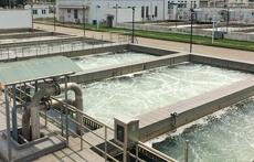 县城区污水处理厂提标项目即将投入使用