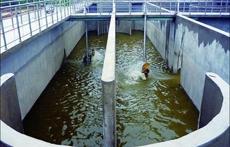 好消息!北岸港城新区污水处理厂提标改造工程通水调试!全区38个村都将受益!