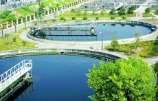 潍坊高速污水处理厂提标改造完成